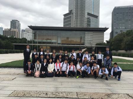 6年生が総理大臣官邸・公邸の特別見学に行ってきました | 成城学園 ...