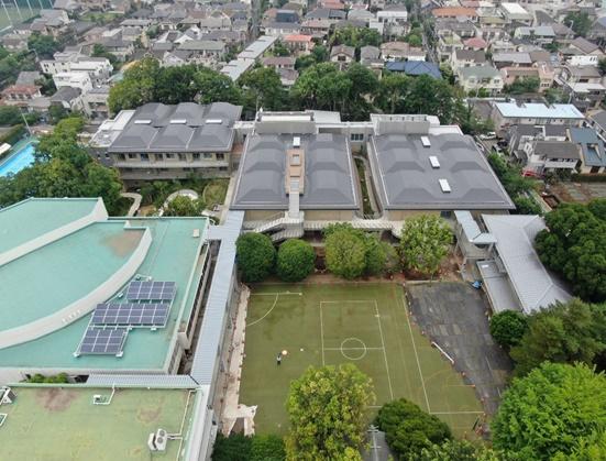 初等学校新校舎建設の進捗状況をお知らせします! | 成城学園初等学校